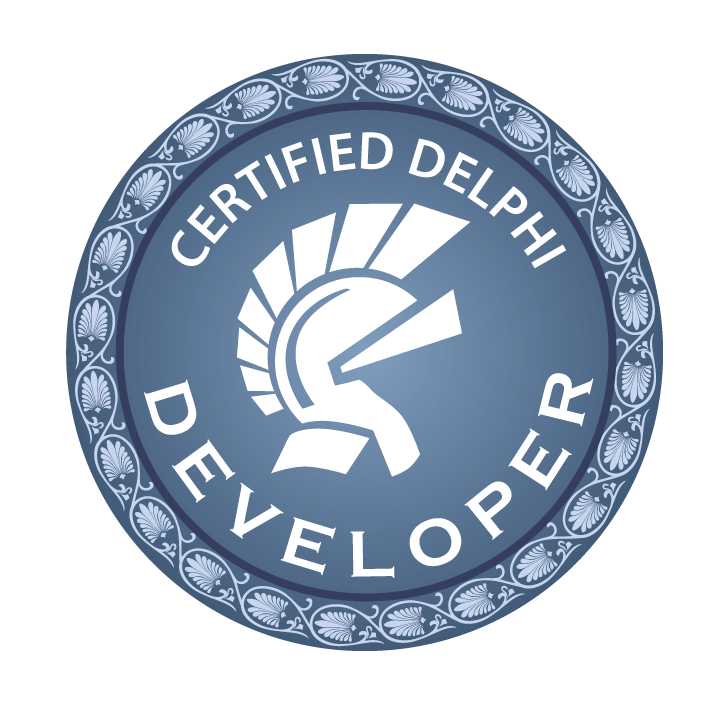 Certified Delphi Master Developer